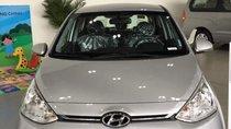 Cần bán xe Hyundai Grand i10 đời 2019, màu bạc