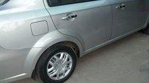 Cần bán lại xe Daewoo Gentra MT đời 2010, màu bạc, 1 chủ sử dụng