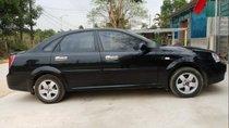 Cần bán xe Daewoo Lacetti sản xuất năm 2009, màu đen