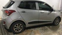 Cần bán xe Hyundai Grand i10 năm 2014, màu bạc, nhập khẩu, giá chỉ 355 triệu