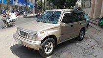 Bán Suzuki Vitara MT sản xuất 2005, xe gia đình sử dụng, bảo dưỡng chính hãng