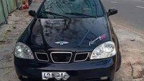 Cần bán Daewoo Lacetti 2005, màu đen, giá chỉ 185 triệu