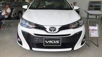 Bán Toyota Vios đời 2019, màu trắng, giá tốt