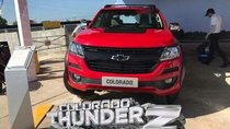 Bán xe bán tải Chevrolet Colorado 2019, nhập khẩu nguyên chiếc Thái Lan