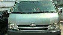 Cần bán xe Toyota Hiace 2010, máy dầu