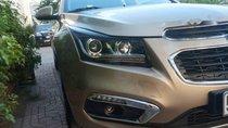 Tôi cần bán xe Chevrolet Cruze LTZ 2016, mẫu model mới, số tự động