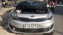 Cần bán lại xe Kia Rio đời 2016, màu bạc