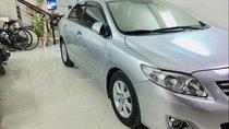 Cần bán xe Toyota Corolla altis đời 2009, màu bạc, giá chỉ 486 triệu