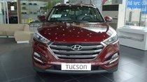 Cần bán Hyundai Tucson đời 2018, màu đỏ, giá 828tr
