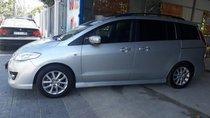 Bán Mazda 5 sản xuất năm 2009, màu bạc, xe nhập, giá tốt