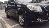 Cần bán lại xe Chevrolet Aveo sản xuất 2017, màu đen chính chủ giá cạnh tranh