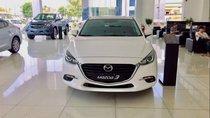 Bán ô tô Mazda 3 năm sản xuất 2019, màu trắng giá cạnh tranh