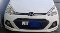 Bán xe Hyundai Grand i10 đời 2016, màu trắng, chính chủ