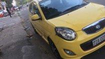 Cần bán lại xe Kia Morning AT năm sản xuất 2011, màu vàng, còn zin nguyên
