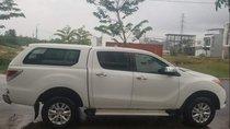 Bán Mazda BT 50 năm sản xuất 2015, màu trắng, nhập khẩu Thái, 510tr