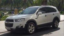 Cần bán gấp Chevrolet Captiva LTZ 2.4 năm 2013, màu trắng