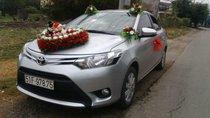 Cần bán xe Toyota Vios năm sản xuất 2016, xe sử dụng kỹ, cam kết không va quẹt