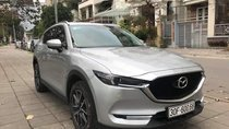 Bán xe Mazda CX 5 AT sản xuất 2018, màu bạc, bảo hành chính hãng