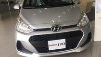 Bán xe Hyundai Grand i10 đời 2018, màu bạc, 330 triệu