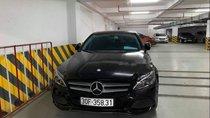 Cần bán lại xe Mercedes C200 2016, màu đen chính chủ