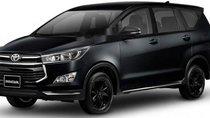 Cần bán gấp Toyota Innova V sản xuất 2017, màu đen