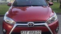 Bán Toyota Yaris G đời 2015, màu đỏ, nhập khẩu