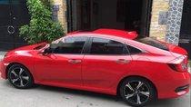 Bán Honda Civic đời 2017, màu đỏ chính chủ, giá chỉ 870 triệu