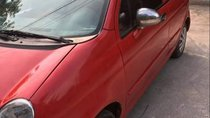 Cần bán Daewoo Matiz năm sản xuất 2006, màu đỏ, máy móc côn số nhẹ nhàng
