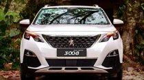 Bán Peugeot 3008 hoàn toàn mới, khách hàng sẽ có những trải nghiệm tuyệt vời
