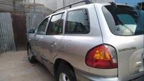Bán Hyundai Santa Fe Gold năm sản xuất 2004, màu bạc, nhập khẩu, xe em mới bảo dưỡng
