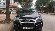 Bán Toyota Fortuner năm sản xuất 2017, màu đen, nhập khẩu