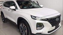 Bán xe Hyundai Santa Fe đời 2019, màu trắng, giá tốt