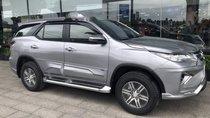 Cần bán Toyota Fortuner 2.4G năm 2019, màu bạc, xe nhập