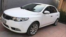 Bán ô tô Kia Cerato năm sản xuất 2010, màu trắng, nhập khẩu, xe đẹp