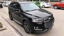 Cần bán lại xe Chevrolet Captiva LTZ 2016, màu đen