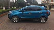 Cần bán gấp Ford EcoSport titanium năm 2016, màu xanh lam, giá 525tr