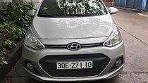Cần bán gấp Hyundai i10 đời 2011, màu bạc, xe nhập
