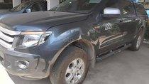 Bán ô tô Ford Ranger đời 2014, màu xám, 500 triệu
