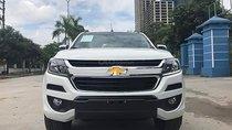 Cần bán xe Chevrolet Colorado High Country 2.5L 4x4 AT đời 2018, màu trắng, xe nhập, giá chỉ 819 triệu