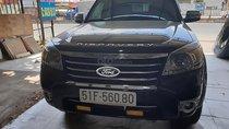 Cần bán lại xe Ford Everest sản xuất năm 2009, màu đen, nhập khẩu nguyên chiếc, giá chỉ 490 triệu