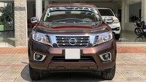 Bán Nissan Navara 2.5 đời 2017, màu nâu, nhập khẩu nguyên chiếc