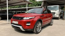 Bán ô tô LandRover Evoque Dinamic đời 2015, màu đỏ, nhập khẩu nguyên chiếc
