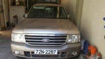 Cần bán Ford Everest 2.6L 4x2 MT năm 2006, màu bạc
