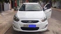 Cần bán xe Hyundai Accent 1.4 AT đời 2012, màu trắng, nhập khẩu