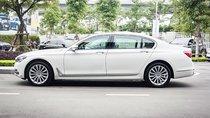 Cần bán BMW 7 Series 740Li đời 2018, màu trắng, nhập khẩu nguyên chiếc