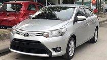 Bán Toyota Vios đời 2017, màu bạc, giá tốt