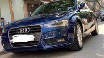 Bán ô tô Audi A4 1.8 TFSI năm sản xuất 2013, màu xanh lam, nhập khẩu