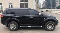 Cần bán xe Mitsubishi Pajero Sport năm 2013, màu đen
