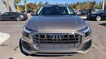 Cần bán xe Audi Q8 Prestige năm 2019, màu vàng, nhập khẩu Mỹ mới 100%