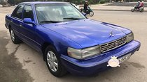 Bán ô tô Toyota Cressida GL đời 1996, màu xanh lam, nhập khẩu Nhật Bản
